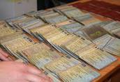 Dokument z rama do Zetor MTZ Ursus Belarus Case i inne 1