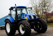 New Holland T6080, 2010r 185PS, 2647 MG