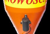 NOWOŚĆ !!! Posypywarka Sald-Drog 100 Dexwal AGRO-ACTIV