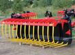 Pozostałe maszyny do ciągnika Widło-krokodyl 1, 2m (Dostępne