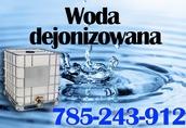 Woda dejonizowana demineralizowana HURT 1000 L