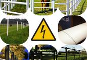 Equisafe - ogrodzenia elektryczne dla koni, pastuch, HDPE