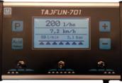 Sterownik opryskiwacza, komputer opryskiwacza TAFUN-701