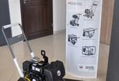 Pozostale maszyny i narzedzia Waga: 80 kg Specyfikacja: rozmiar płyty...