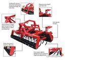 Brona - Agregat uprawowy talerzowyU740/1 wersja hydrauliczna