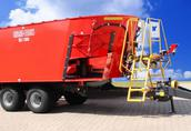 Wóz paszowy dwuwirnkowy T659 BEL MIX 12-20 m3 METAL FACH