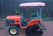 Japońskie mini traktory ogrodnicze Warszawa 5