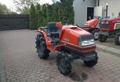 Japońskie mini traktory ogrodnicze Warszawa 6