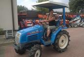 Japońskie mini traktory ogrodnicze Warszawa 7