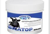 Pozostałe zwierzęta hodowlane BICATOP podaje się cielętom cierpiącym na biegunk...