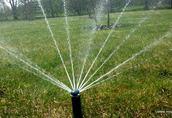 Pozostałe Spuszczamy wodę z systemów nawadniania w celu przygotowania...