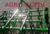 Agregat uprawowy kultywator brona lekka 1, 8-3, 2m ROLEX AGRO-ACTIV