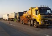 A4 holowanie ciężarówek, kraj, zagranica 600812813