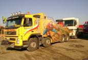 A4 holowanie ciężarówek,kraj,zagranica 600812813 3