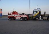 A4 holowanie ciężarówek,kraj,zagranica 600812813 4