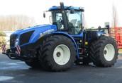 ciągnik new holland t9.560n gwarancja