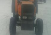 Ciągnik sadowniczy  renault, ursus c 330  2