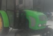 Ciągnik sadowniczy  renault, ursus c 330  3