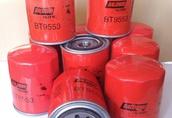Zestaw 10 filtrów hydraulicznych Baldwin-BT9553 JCB3C JCB3CX