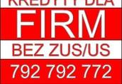 Kredyty dla FIRM! Na spłatę zaległości w ZUS/US! Cała POLSKA