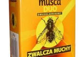 Na muchy Musca Duo rewelacyjny środek zwalczający muchy Cythio...