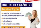 Kredyty gotówkowe/konsolidacyjne, dla FIRM/ROLNIKÓW! Spłata CHWIL