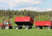 Przyczepa rolnicza  Metal-Fach  4