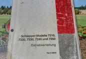 Instrukcja CASE IH Schlepper-Modelle 7210, 7220, 7230, 7240, 7250