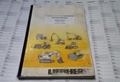 Instrukcja Liebherr A904 C-Litronic