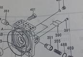 Katalog części Hitachi ZAXIS 180LC 1