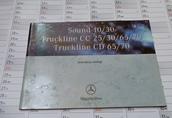Instrukcja obsługi Mercedes-Benz radio odtwarzacz