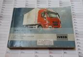 Intrukcja IVECO Eurocargo 12-18t Użytkowanie i obsługa