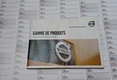 Volvo gama produktów - broszura, prospekt
