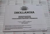 Instrukcja obsługi i naprawy DHOLLANDIA podest hydrauliczny