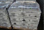 Soda Kaustyczna - Wodorotlenek Sodu 1000 kg - płatkowana lub ług 1