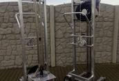 Mieszadło podrusztowe do gnojowicy 7,5 kW 1