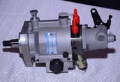 Części zamienne do ciągników Pompa rotacyjna STANADYNE DB DE - Sprawdzenie...