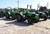 Sprzedaż Ciągników Deutz Fahr Agrolux, Agroplus Keyline 1
