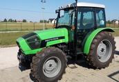 Sprzedaż Ciągników Deutz Fahr Agrolux, Agroplus Keyline 3