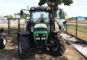 Sprzedaż Ciągników Deutz Fahr Agrolux, Agroplus Keyline 4