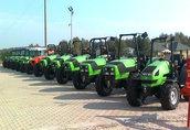Sprzedaż Ciągników Deutz Fahr Agrolux, Agroplus Keyline 5