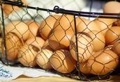 Jaja z wolnego wybiegu (1PL) prosto od producenta.