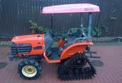 Używane japońskie mini ciągniki-traktory ogrodowe Warszawa 7