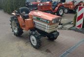 Używane japońskie mini ciągniki-traktory ogrodowe Warszawa 9