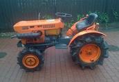 Używane japońskie mini ciągniki-traktory ogrodowe Warszawa 10