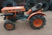 Używane japońskie mini ciągniki-traktory ogrodowe Warszawa 11