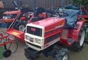 Japońskie mini traktory ogrodnicze Warszawa 8
