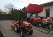 Japońskie mini traktory ogrodnicze Warszawa 9