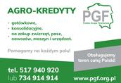 Agro Kredyt => Profesjonalizm Zaangażowanie Skuteczność
