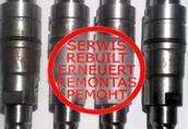 Części zamienne do maszyn Oferuje na tej aukcji wtryskiwacz szt.1 SCANIA XPI...